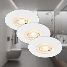 Briloner Leuchten LED Einbaustrahler 7046-036,