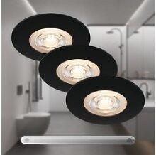 Briloner Leuchten LED Einbaustrahler 7047-035,