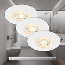 Briloner Leuchten LED Einbaustrahler 7047-036,