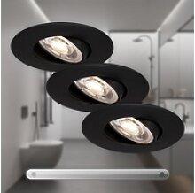 Briloner Leuchten LED Einbaustrahler 7048-035,