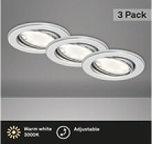 Briloner Leuchten LED Einbaustrahler 7221-039,