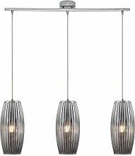 Briloner Leuchten - LED Hängelampe, 3-flammige