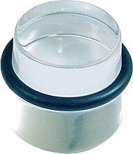 BRINOX b90180h Türstopper Polymethylmethacrylat Zylindrische, 3,3x 3,2x 3,2cm, transparen