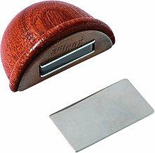 BRINOX Türstopper Halter mit Magnet 4.8x3.6x2.5 cm Sapelli
