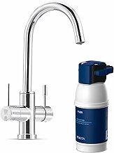 BRITA Armatur mit integriertem Wasserfilter WD