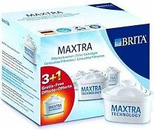 Brita Maxtra Pack–Wasserfilter 3+1 weiß