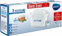Brita Maxtra+ Wasserfilter-Kartuschen, Weiß,