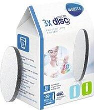 BRITA MicroDisc Wasserfilter-Kartuschen 3 St.