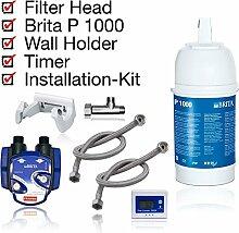 BRITA Untertisch-Wasserfilter Installationskit: