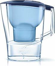 Brita Wasserfilter Aluna, inkl. 1 Maxtra+ Filterkartusche Blau