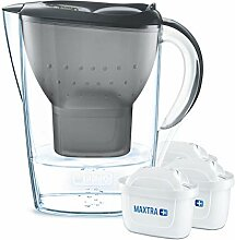 Brita Wasserfilter Starterpaket Marella, inkl. 3