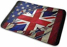 Britisch Englisch Amerikanische Flagge rutschfeste