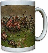 Britische Soldaten Großbritannien Krieg Kampf - Tasse Kaffee Becher #11582