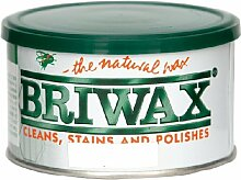 Briwax bw0601101221Wachs, antik braun, 370g