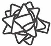 Brizzolari Sterne Aufkleber, Einheitsgröße,