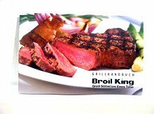 Broil King Grill- und Handbuch