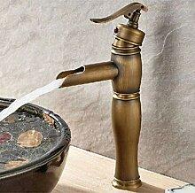 Bronze Badezimmer Waschbecken Waschbecken