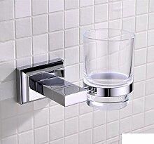 Bronze Becherhalter/ Badezimmer Zahnbürstenhalter/Becher/ Tumbler Zahnbürstenhalter