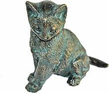 Bronze-Figur by YERD Gartendeko: Junge Bronze