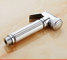 Bronze,Supercharged Bidet Toilette Spray
