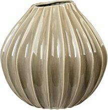 Broste Copenhagen - Wide Vase, Ø 40 x H 40 cm,