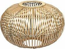Broste Copenhagen - Zep Bambus-Lampenschirm, Ø 38