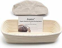 Brot Proofing Korb Natur Rattan Zuckerrohr