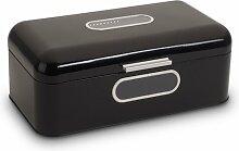 Brotbox Retro Echtwerk Farbe: Schwarz