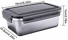 Brotdose Bento Box für Kinder,Frischhaltedosen