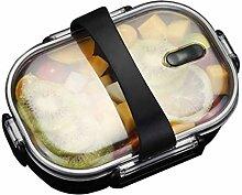 Brotdose,Bento Box für Rostfreier Stahl