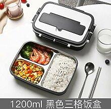brotdose Bento box Trennwand isolierte Lunchbox