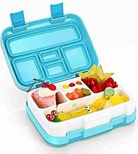 Brotdose Bento Boxen mit Fächern Kinder und