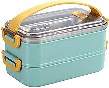 Brotdose, Edelstahl Bento Box Für Erwachsene