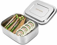 Brotdose Edelstahl Bento-Box Metall