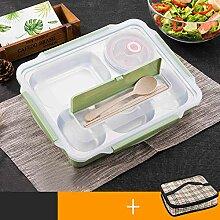 Brotdose Lunchbox Bento Mit Tasche Brotdose 304