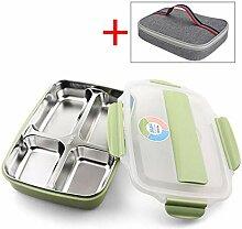 Brotdose Lunchbox Bento Mit Thermosbeutel
