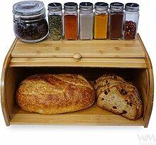 Brotkasten aus Holz für die Küche