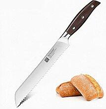 Brotmesser 8 '' Brotmesser Germany Stahl
