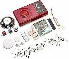 Brotschneidebrett AM Radio Electronic Learning Kit