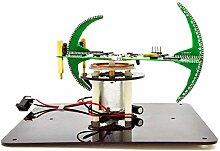 Brotschneidebrett LED Flash Kit Kreative POV