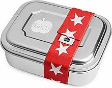 Brotzeit Lunchbox XL mit Unterteilung aus