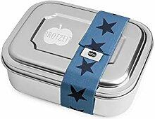 Brotzeit ZWEIER Lunchbox Brotdose Jausenbox mit
