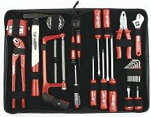 Brüder Mannesmann Werkzeug M29055 26 Werkzeuge in