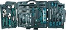 Brüder Mannesmann Werkzeuge Werkzeugset (89-tlg),