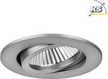 Brumberg LED-Einbaustrahler-Set BB03, IP20, rund,