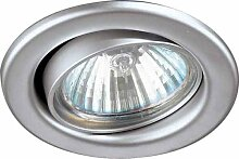 BRUMBERG Leuchte, A55, 50 W, Silber, 5 x 8 x 6 cm