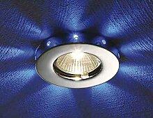 Brumberg Leuchten NV-Einbauleuchte 2288.02B chr