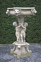 Brunnen, Gartenbrunnen, Zierbrunnen, fountain, H