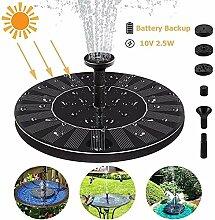 Brunnen Solar-Outdoor-Wasserbrunnen Gerät