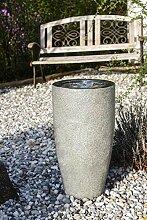 Brunnen Springbrunnen Gartenbrunnen FoColumn Round